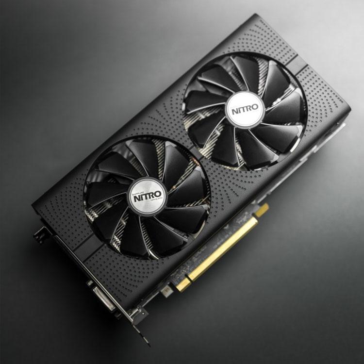 (Bulk Pack) Sapphire Nitro+ Radeon RX 470 4GB GDDR5 PCI-E Graphic Card