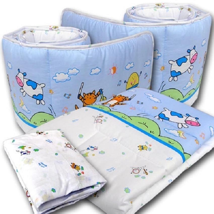 Bumble Bee 4pcs Crib Set Bedding S End 12 25 2020 12 00 Am