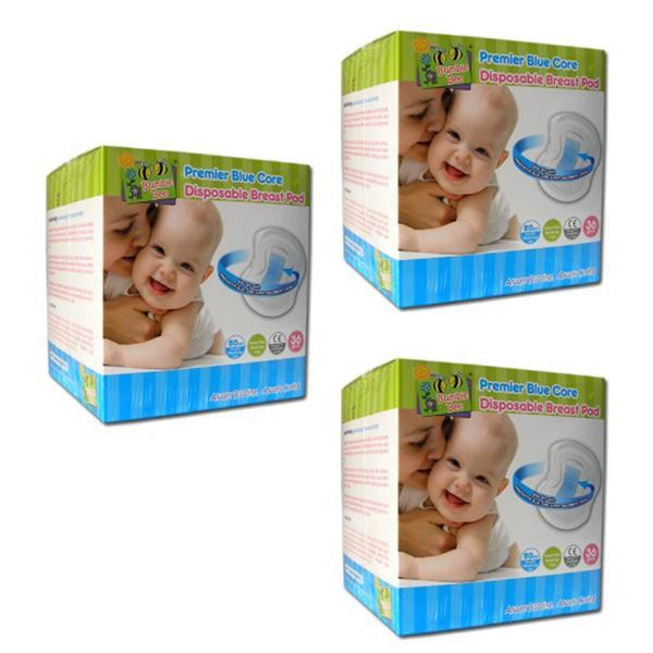 Bumble Bee Premier Disposable Breast Pads 36pcs X 3 Pack