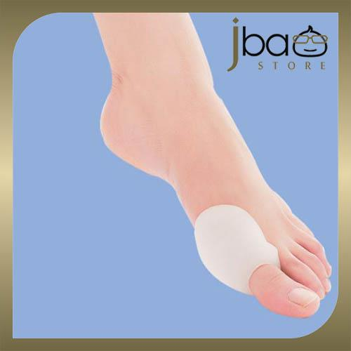 Bunion Shield Silicone Gel Hallux Cover Protector Big Toe Pain Relief