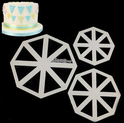 BUNTING CUTTER SET OF 3
