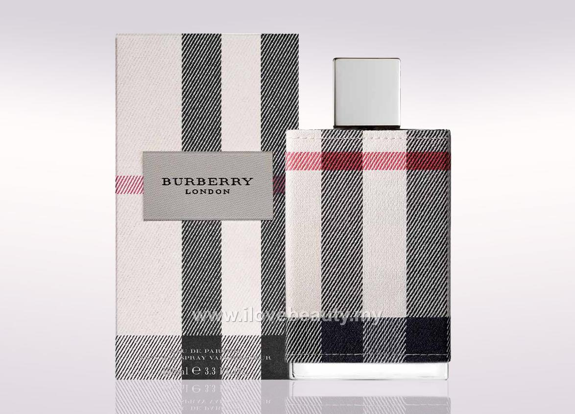 BURBERRY LONDON – WOMEN EDP 100ml *** ORIGINAL PERFUME ***