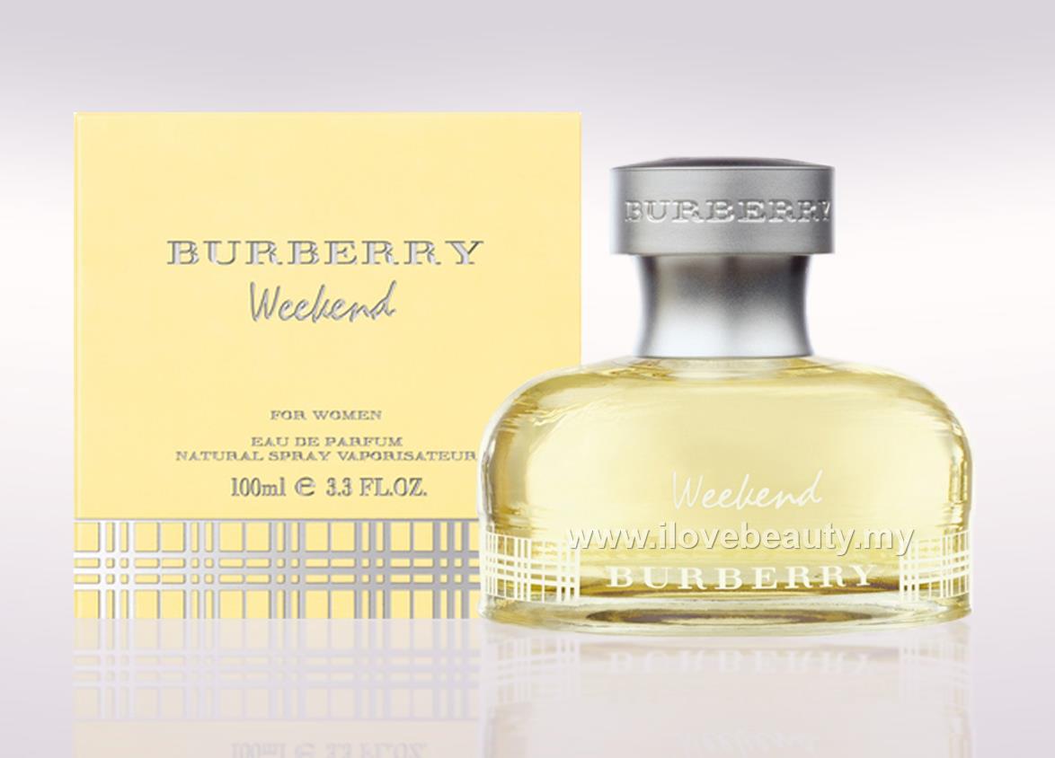 Burberry Weekend Women Edp 100ml End 3 21 2019 804 Am For Men Original Perfume