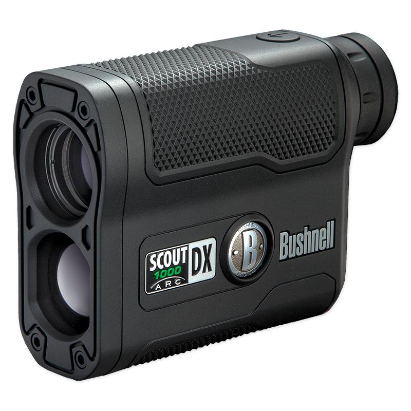 BUSHNELL SCOUT DX 1000 ARC LASER RANGE FINDER