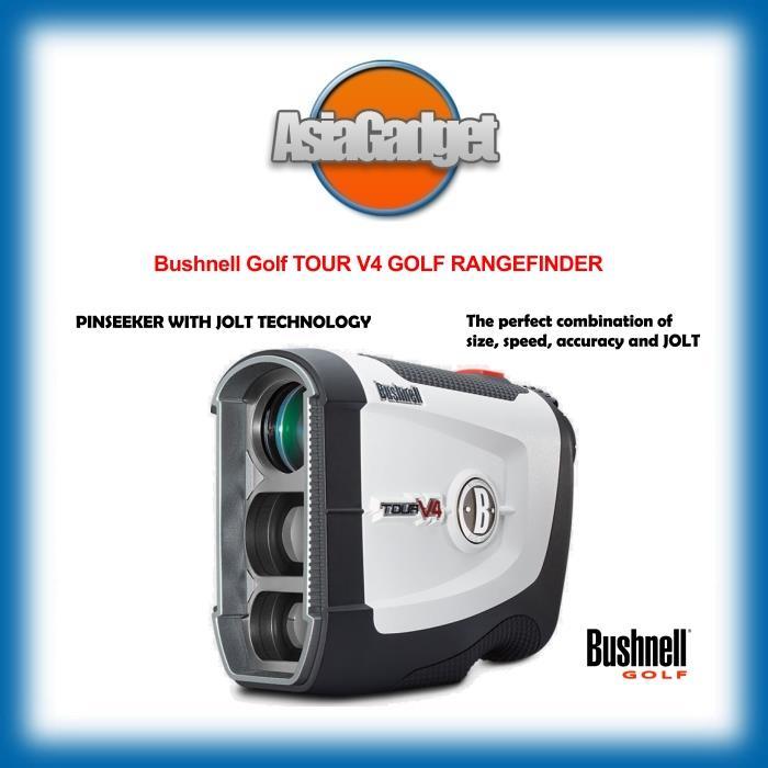 BUSHNELL TOUR V4 GOLF RANGEFINDER