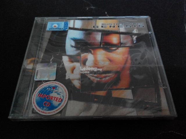 BUSTA RHYMES - GENESIS CD