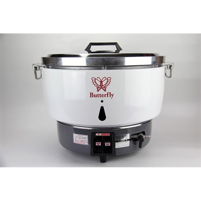 Erfly Commercial Gas Rice Cooker 10 0l Pl 50