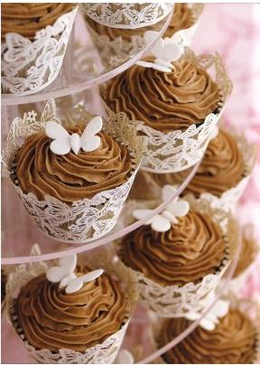 Butterfly Glossy Cupcake Wrapper Cho End 2 17 2020 5 59 Pm