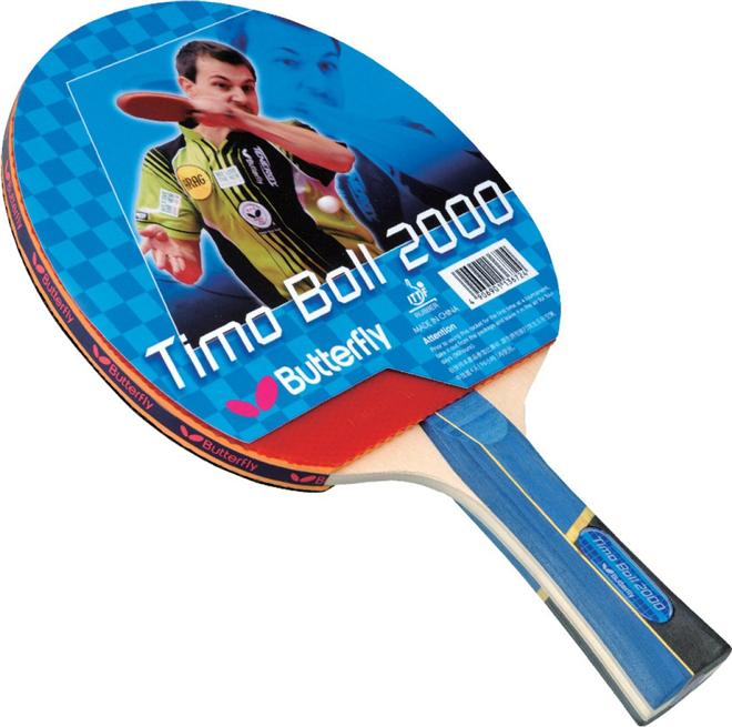 Butterfly Timoboll 2000 Table Tennis/ Ping Pong Racket (IMPORT)BAT