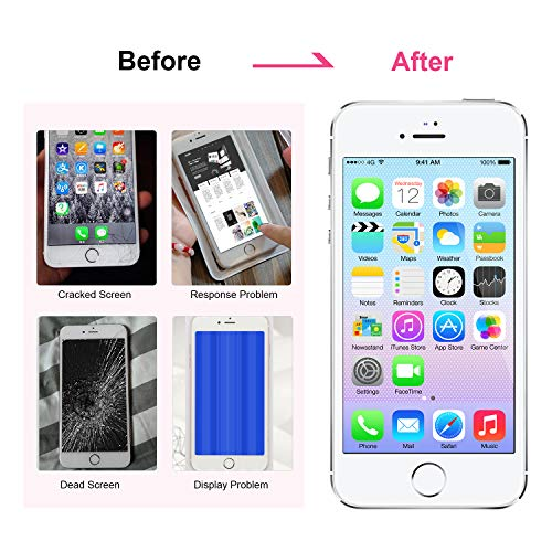 "~ BuTure for iPhone 7 Plus Screen Replacement 5.5"" LCD Digitizer Touch Scree"