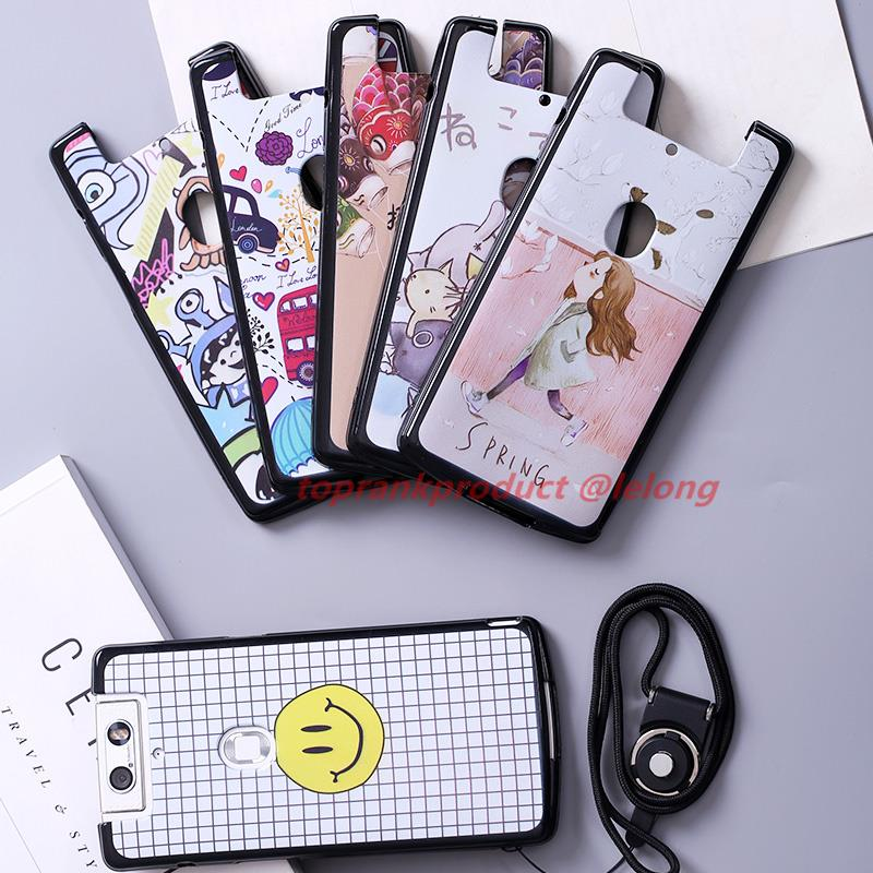 Buy 1 Free 1 @ OPPO N3 Soft Cartoon Design Silicone Case Cover Casing