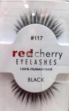 1b8ad21b8f4 Buy 3 Free 1 Fashion Eyelash,Red Cherry 100 Design,100% Human Hair