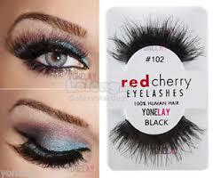 4249b311fa1 Buy 3 Free 1 Fashion Eyelash,Red Cherry 100 Design,100% Human Hair. ‹ ›