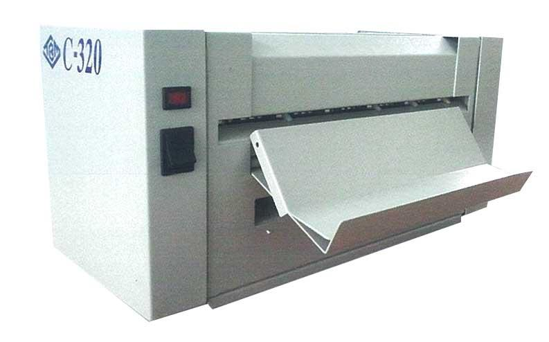 C-320C Name Card Cutter Machine
