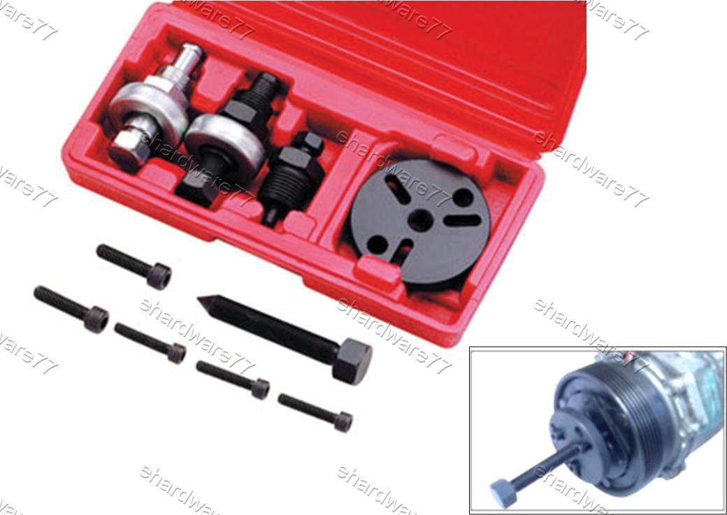 A/C COMPRESSOR CLUTCH REMOVER KIT (1609)