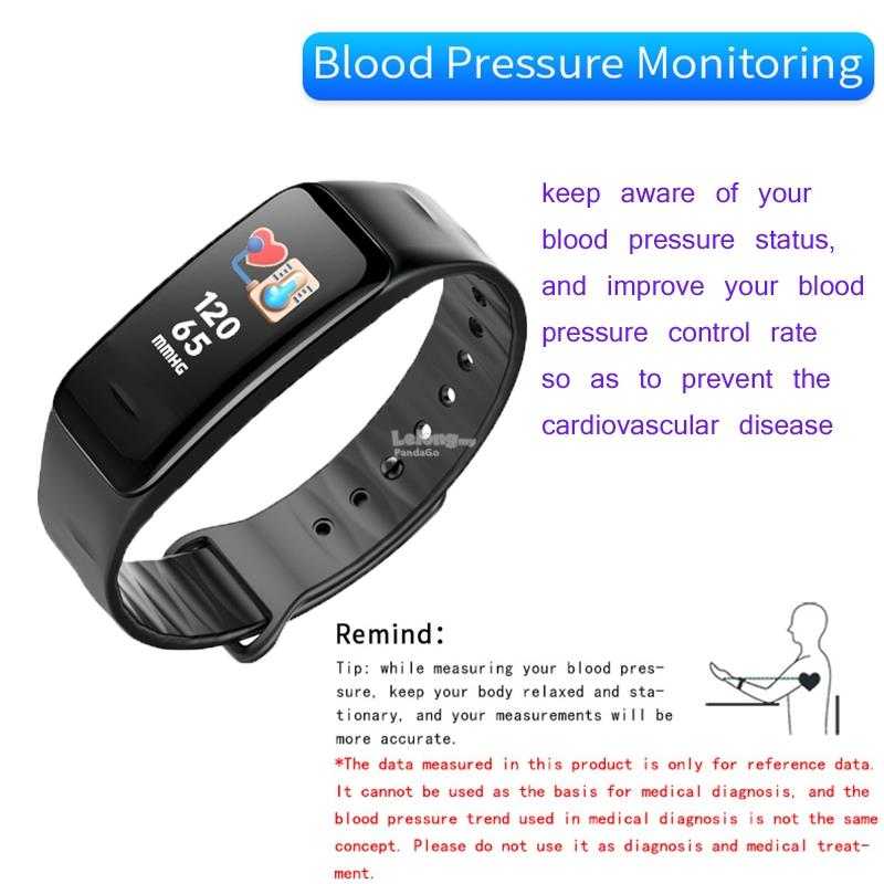 wristband smart watch pm pandago rate waterproof sale wristb end i heart bracelet monitor htm