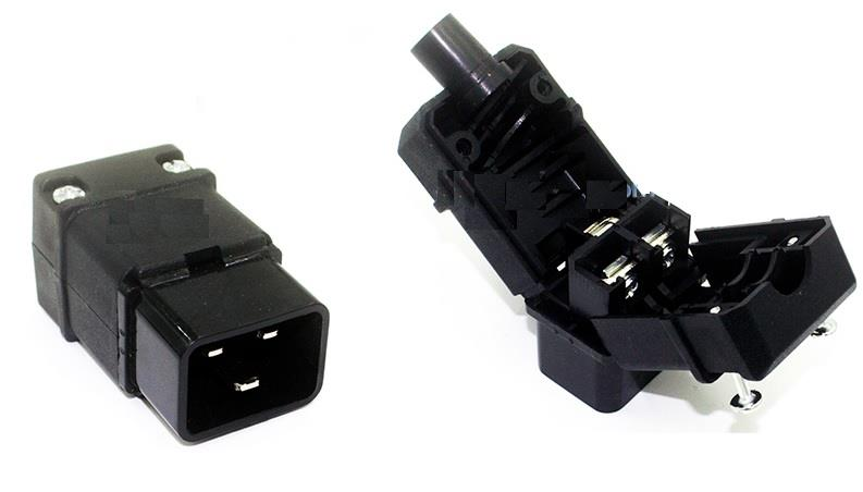 C20 Rewireable Connector (S371)