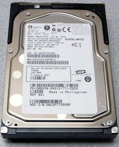 CA06697-B40300DL Fujitsu Enterprise 147GB 15000RPM SAS