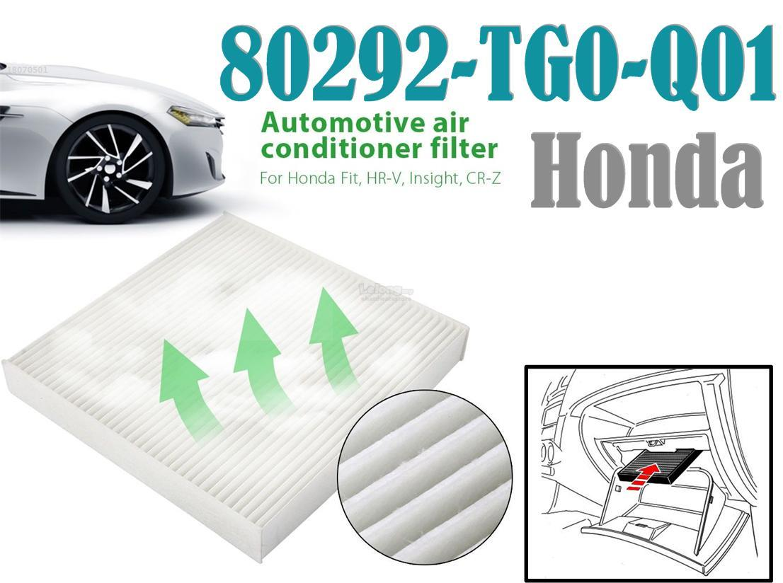 Cabin A/C Air Filter Honda Civic / City / Fit / Jazz (80292-TG0-Q01)