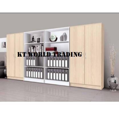Cabinet Configuration | Bookcase | Office Furniture Model : KT 4HC