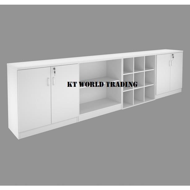 Cabinet Configuration | Office Furniture Malaysia Model : KT 4LC