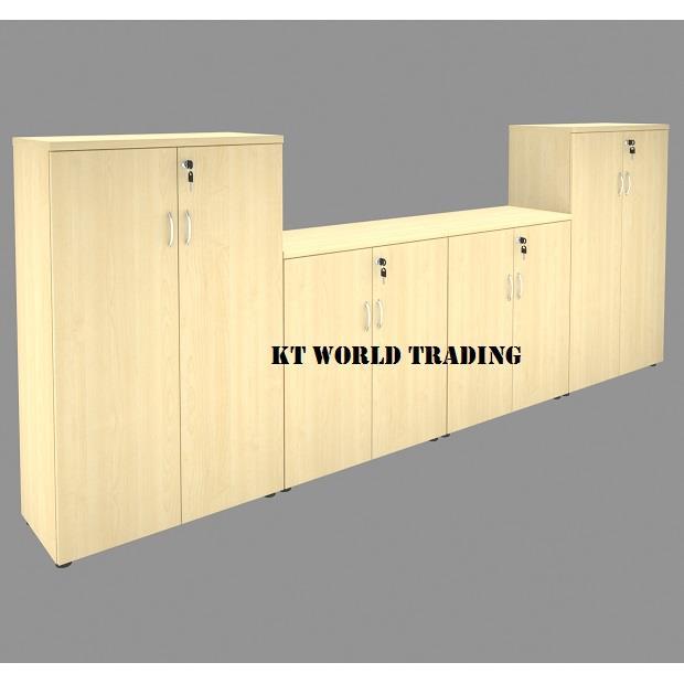 Cabinet Configuration | Office Furniture Malaysia Model : KT T4CM. U2039 U203a