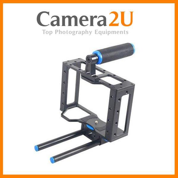 Cage For Digital DSLR Camera Video Rig Support YC10