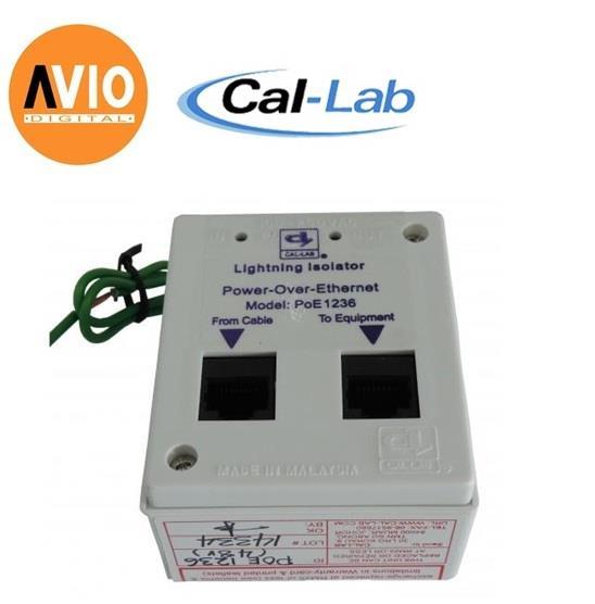 Wire Isolator | Cal Lab Poe 1236 Lightning Isolator End 2 17 2019 11 21 Am