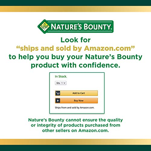 ... Calcium  & Vitamin D3 by Nature's Bounty, Immune Support  & Bone Health, 1