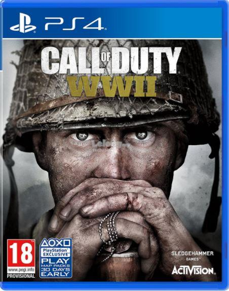 Call of Duty: WW2 (R3) (ENG) PS4 (Pre-Order)