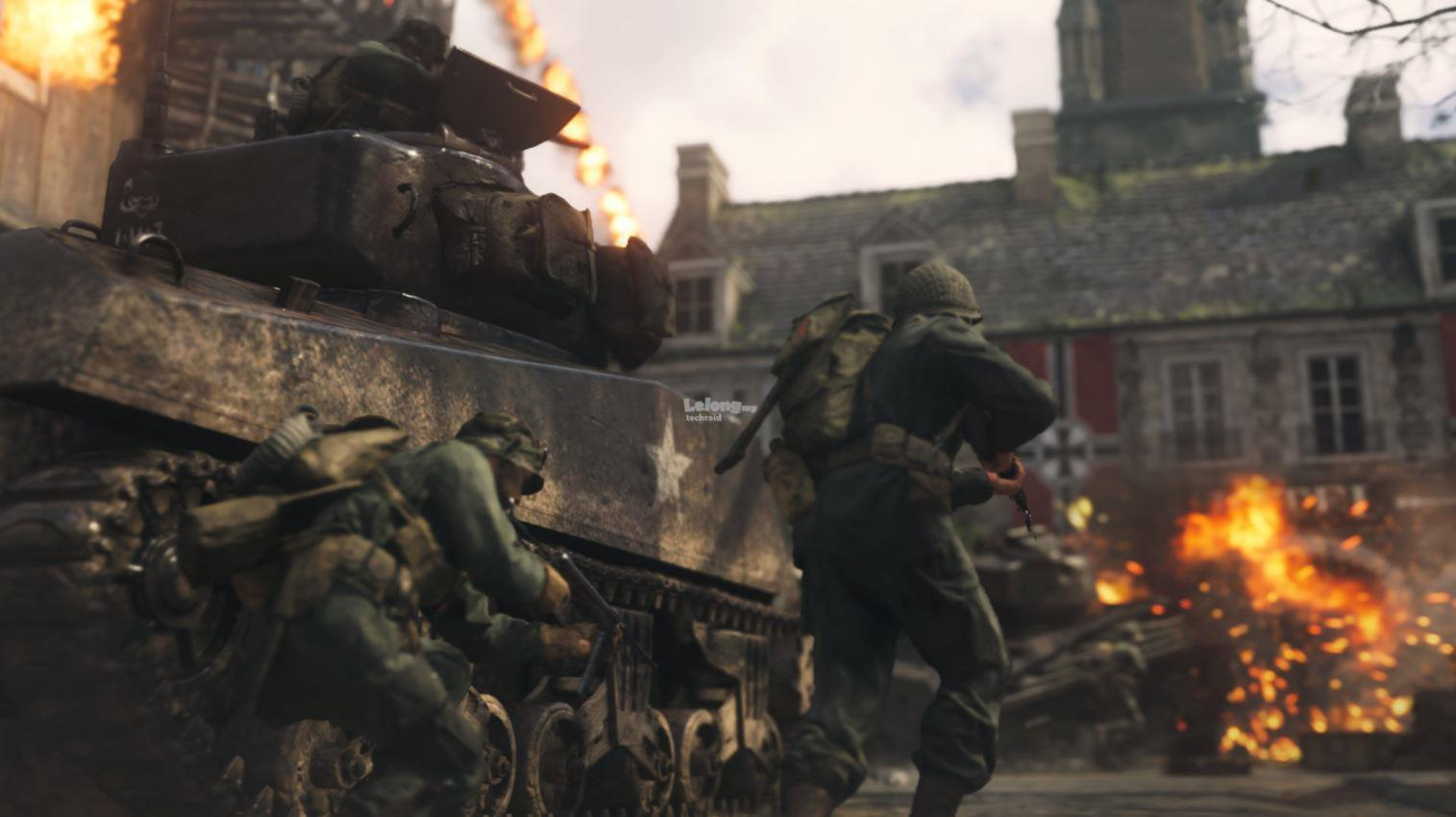 Call of Duty: WW2 (R3) (ENG) PS4