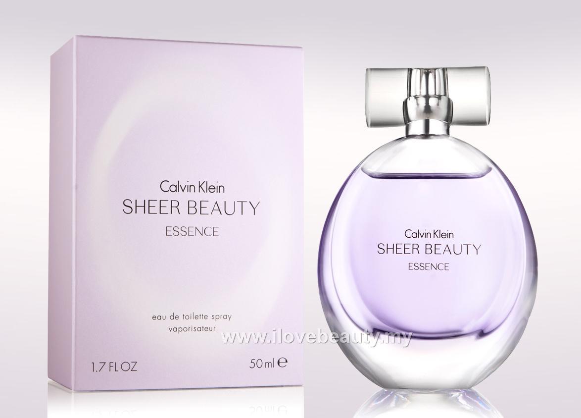 Sheer Women – Beauty Calvin Essence Klein 50mlOriginal Ck Edt 3TJcF1Kl