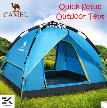 & Camel Quick Opening Outdoor Camping (end 9/29/2019 6:15 PM)