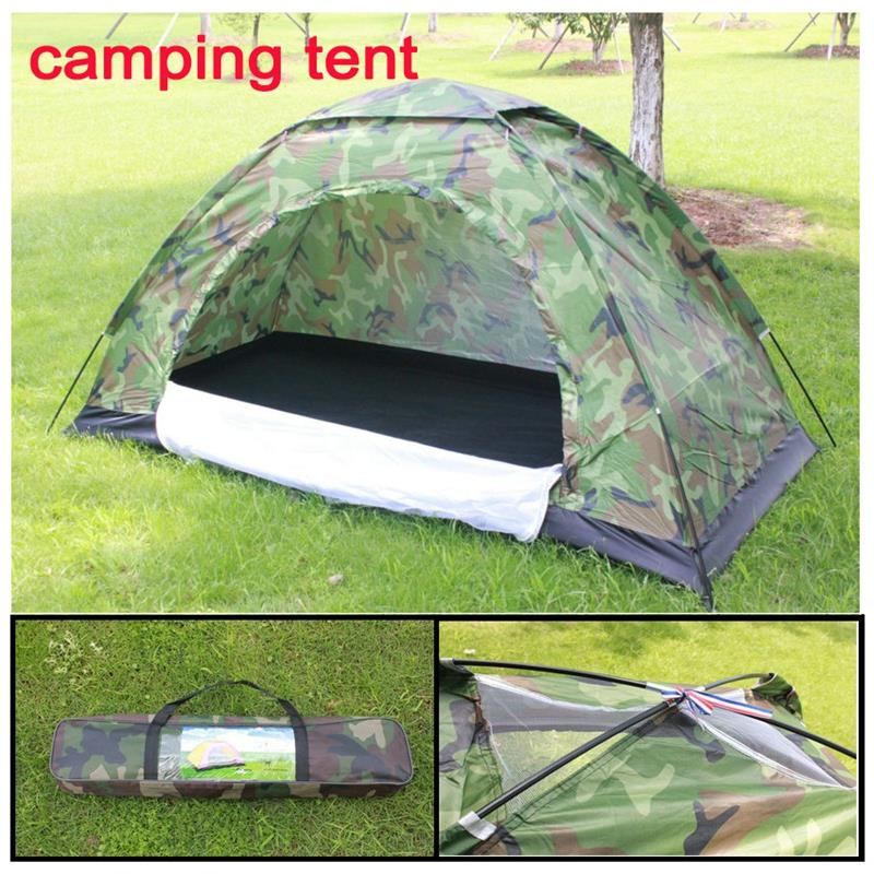 C&ing Tent Camouflage 3-4people Waterproof Climbing sun shelter & Camping Tent Camouflage 3-4people Wa (end 2/14/2019 3:15 PM)