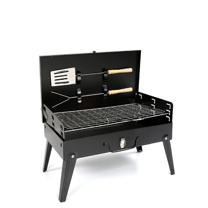 Camping Trip Portable Outdoor Barbec (end 8/18/2020 5:51 PM)