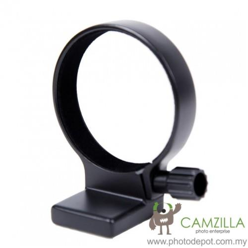 Camzilla Tripod Mount Ring A (W) for Canon EF USM 100mm f/2.8 Macro