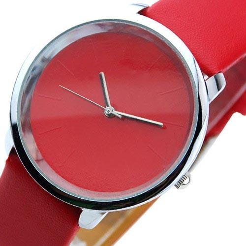 Candy Color Women Fashion Watch