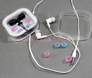 NEW--CANDY COLORFUL EAR HEADPHONES