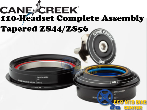 CANE CREEK 110-Headset Complete Assembly Tapered ZS44 / ZS56