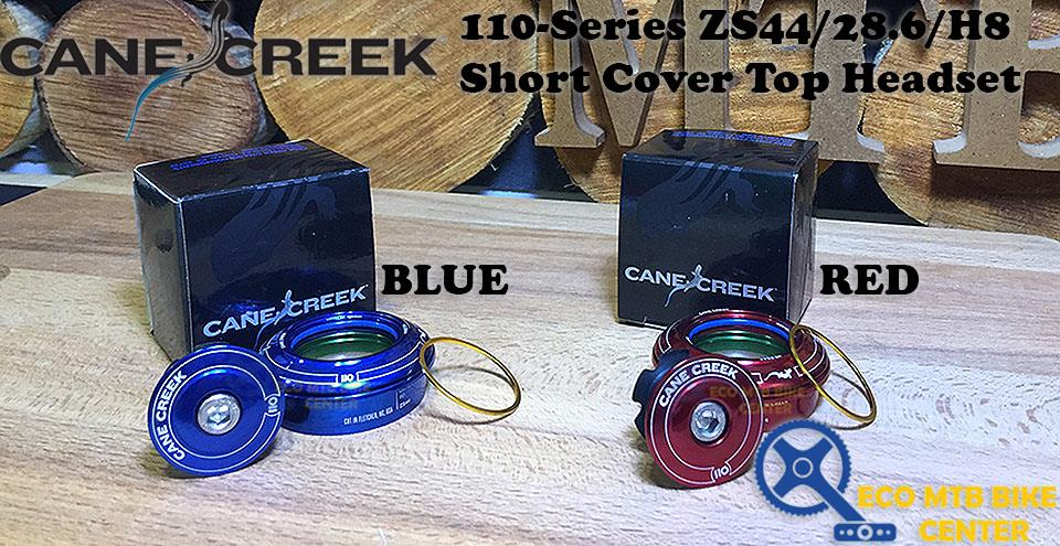 CANE CREEK 110-Series Zero Stack ZS44/28.6/H8 Short Cover Top Headset