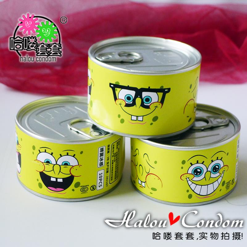 CANISTER CONDOM 10s (Special Gift F (end 1/13/2020 12:15 PM