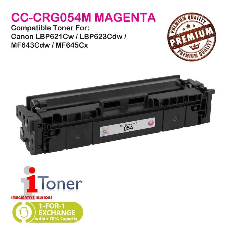 Canon 054 CRG054 Magenta (Single Unit)
