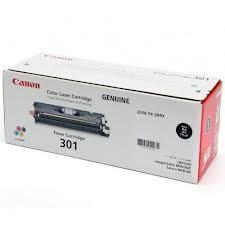 Canon 301 Black (Genuine) Toner Cartridge (LBP 5200 / MF8181C)