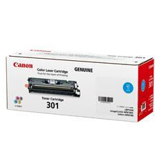 Canon 301 Cyan (Genuine) Toner Cartridge (LBP 5200 / MF8181C)