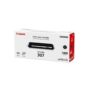 Canon 307 Black Toner (Genuine) LBP-5000 5100