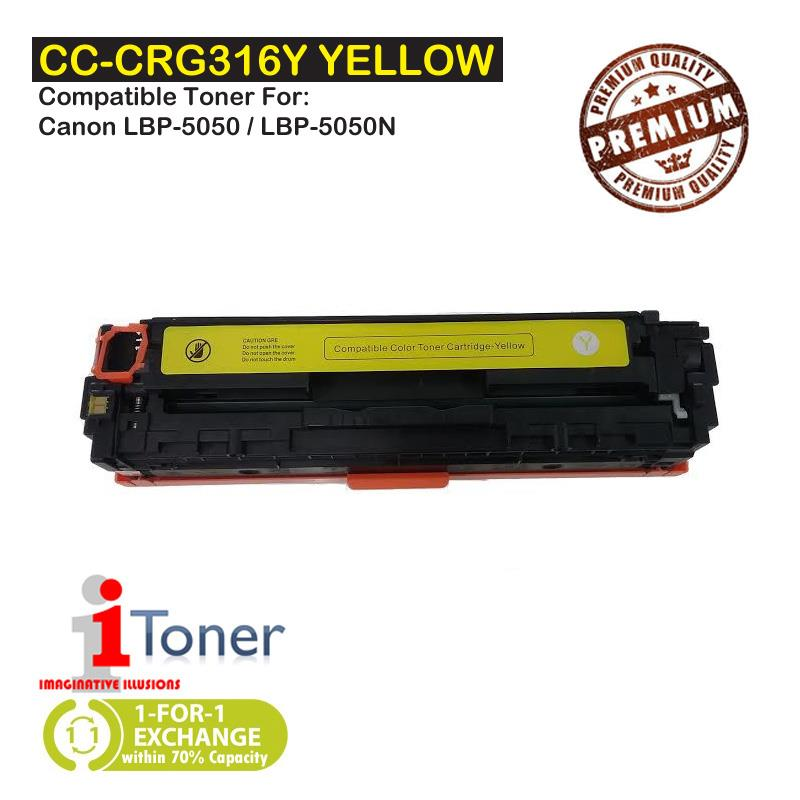 Canon 316 CRG316 Yellow (Single Unit)