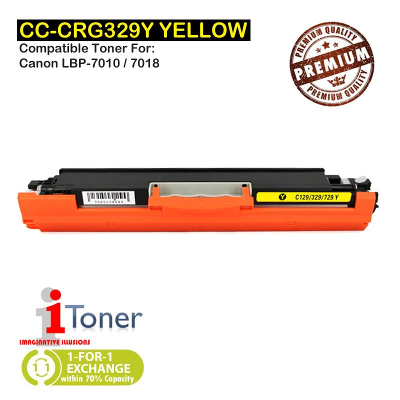 Canon 329 CRG329 Yellow (Single Unit)