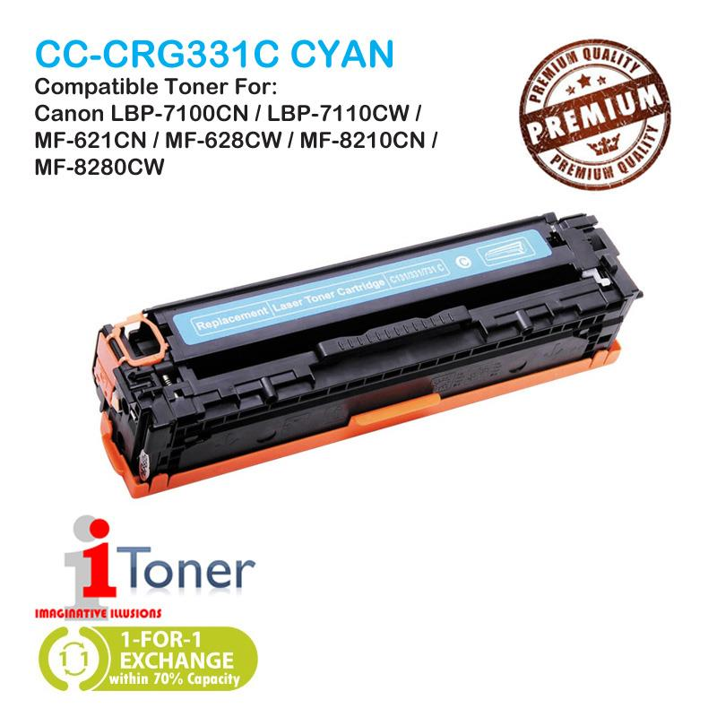 Canon 331 CRG331 Cyan (Single Unit)