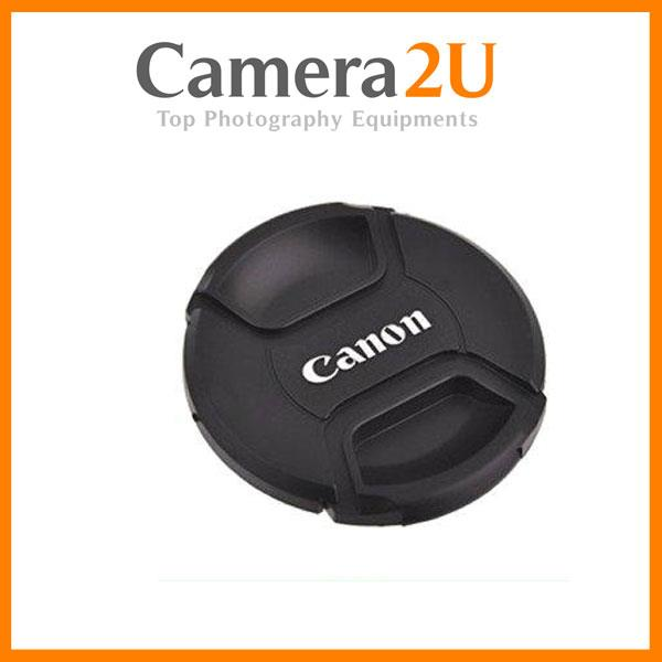 Canon 52mm Snap On Lens Cap for Canon Lens Digital Camera