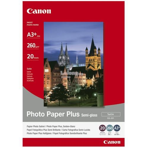 Canon A3+ Photo Paper Plus Glossy 20's (PP-201-A3+)